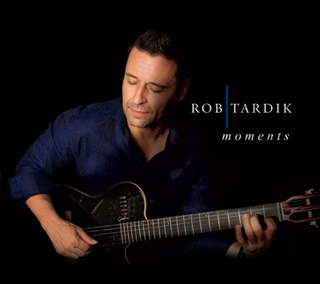 MOMENTS - Rob's 5th CD