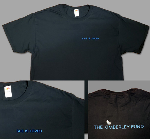 The Kimberley Fund - purchase a t-shirt in support!